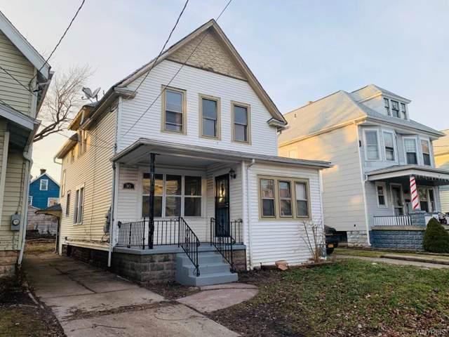 30 Poultney Avenue, Buffalo, NY 14215 (MLS #B1248791) :: BridgeView Real Estate Services