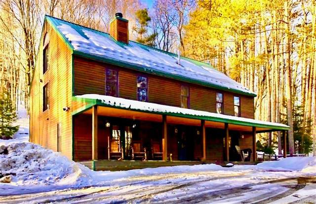 7120 Nys Route 242, Mansfield, NY 14731 (MLS #B1248883) :: MyTown Realty