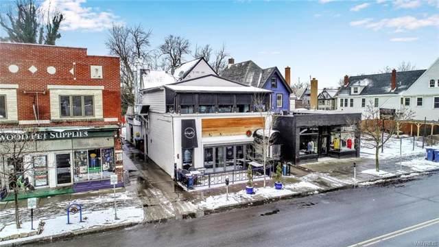 708 Elmwood Avenue, Buffalo, NY 14222 (MLS #B1248997) :: The CJ Lore Team   RE/MAX Hometown Choice