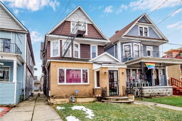 55 Wakefield Avenue, Buffalo, NY 14214 (MLS #B1249222) :: The CJ Lore Team | RE/MAX Hometown Choice