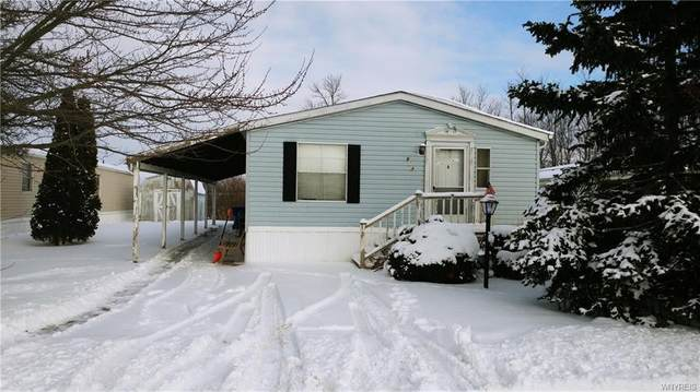 614 Birchwood Drive, Lockport-Town, NY 14094 (MLS #B1249317) :: 716 Realty Group