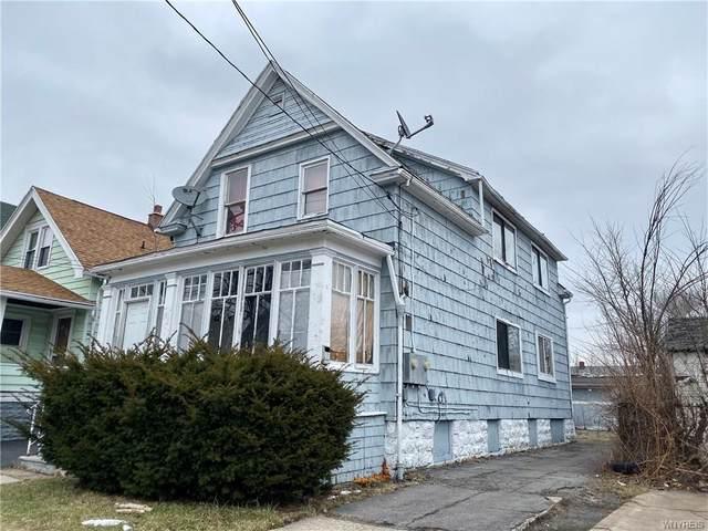 171 Wyoming Avenue, Buffalo, NY 14215 (MLS #B1249358) :: BridgeView Real Estate Services