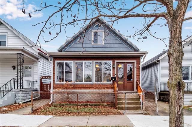 135 Breckenridge Street, Buffalo, NY 14213 (MLS #B1249408) :: MyTown Realty