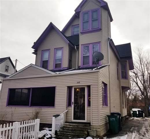 348 W Utica Street, Buffalo, NY 14222 (MLS #B1249721) :: The CJ Lore Team   RE/MAX Hometown Choice