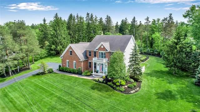 21 Westgate Drive, Aurora, NY 14052 (MLS #B1249776) :: BridgeView Real Estate Services