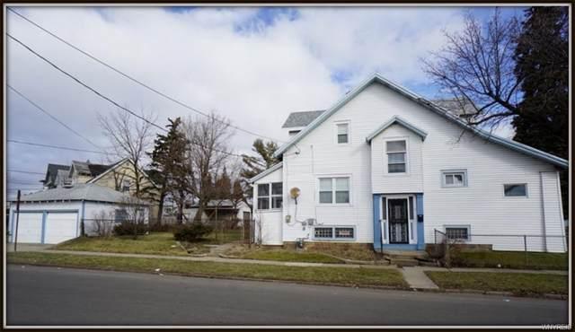 912 Kensington Avenue, Buffalo, NY 14215 (MLS #B1249792) :: BridgeView Real Estate Services