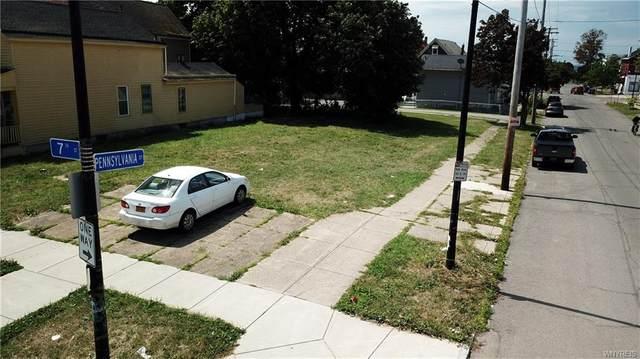 454 7th Street, Buffalo, NY 14201 (MLS #B1249851) :: The CJ Lore Team   RE/MAX Hometown Choice