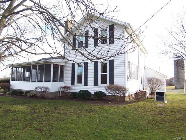 6500 Hatter Road, Newfane, NY 14108 (MLS #B1249891) :: BridgeView Real Estate Services