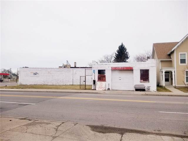 558 Jefferson Avenue, Buffalo, NY 14204 (MLS #B1249894) :: BridgeView Real Estate Services