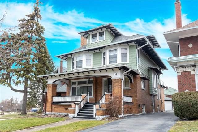 31 University Avenue, Buffalo, NY 14214 (MLS #B1249995) :: The CJ Lore Team | RE/MAX Hometown Choice