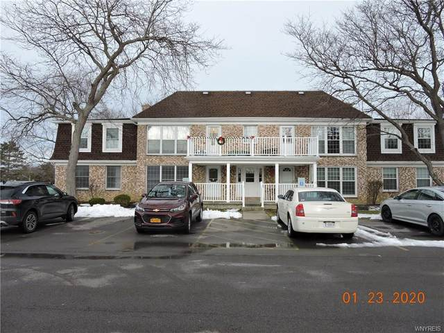 100 Carriage Drive #4, Orchard Park, NY 14127 (MLS #B1250004) :: BridgeView Real Estate Services