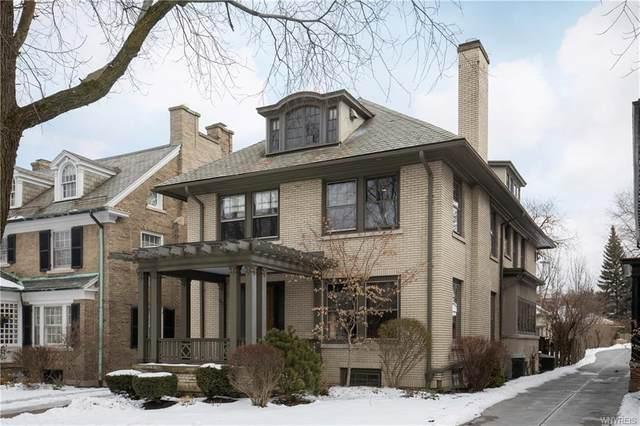163 Bidwell Parkway, Buffalo, NY 14222 (MLS #B1250009) :: The CJ Lore Team | RE/MAX Hometown Choice