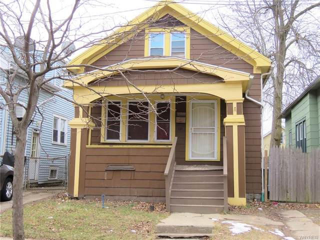 337 Crowley Avenue, Buffalo, NY 14207 (MLS #B1250102) :: The CJ Lore Team | RE/MAX Hometown Choice