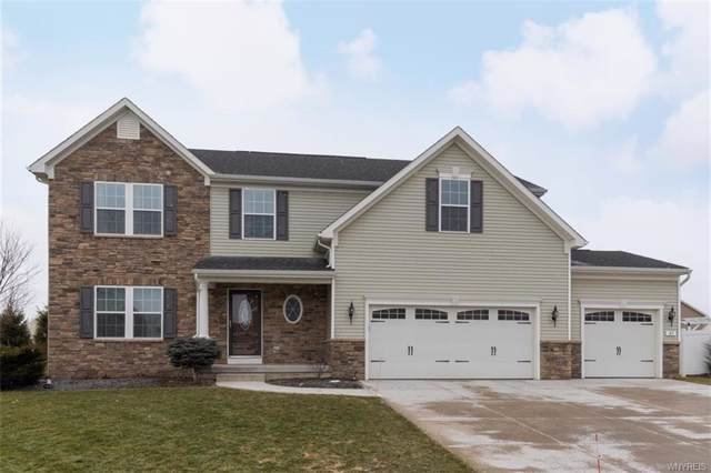 43 Tranquility Trail, Lancaster, NY 14086 (MLS #B1250186) :: Updegraff Group