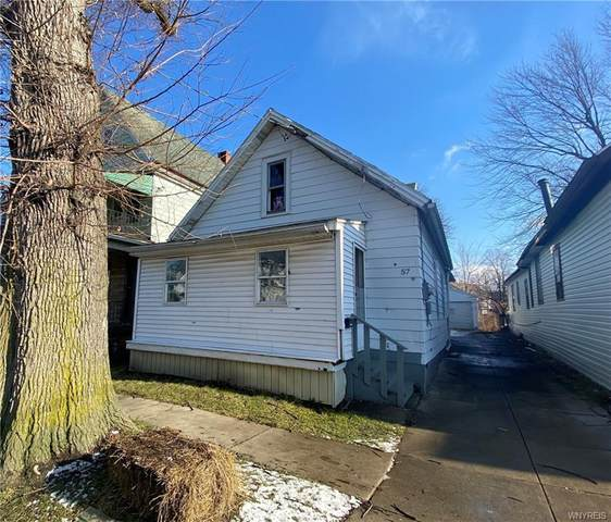 57 Clay Street, Buffalo, NY 14207 (MLS #B1250213) :: Updegraff Group