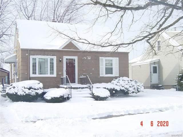 226 Camden Avenue, Buffalo, NY 14216 (MLS #B1250219) :: MyTown Realty