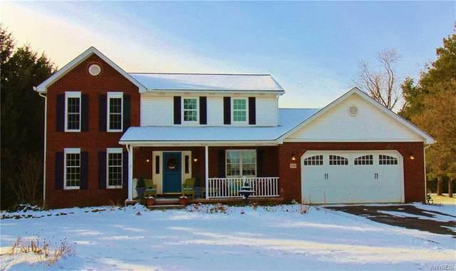 899 Center Street, Aurora, NY 14052 (MLS #B1250338) :: BridgeView Real Estate Services