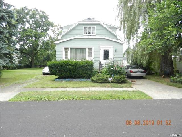 32 Julius Street, Buffalo, NY 14220 (MLS #B1250339) :: The CJ Lore Team | RE/MAX Hometown Choice