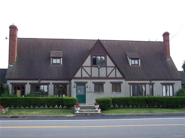 7312 Chestnut Ridge Road, Lockport-Town, NY 14094 (MLS #B1250359) :: 716 Realty Group