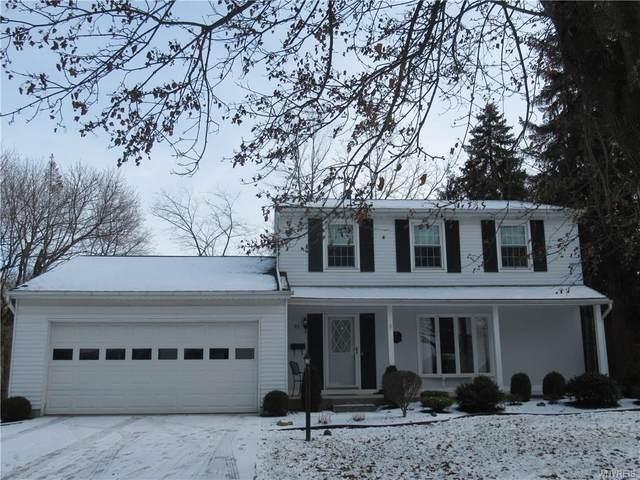 21 Meadow Run, Hamburg, NY 14075 (MLS #B1250489) :: BridgeView Real Estate Services