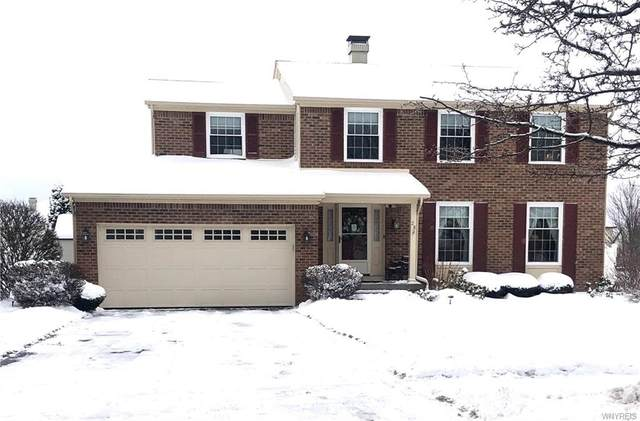 28 Greenbriar Drive, Lancaster, NY 14086 (MLS #B1250506) :: Updegraff Group