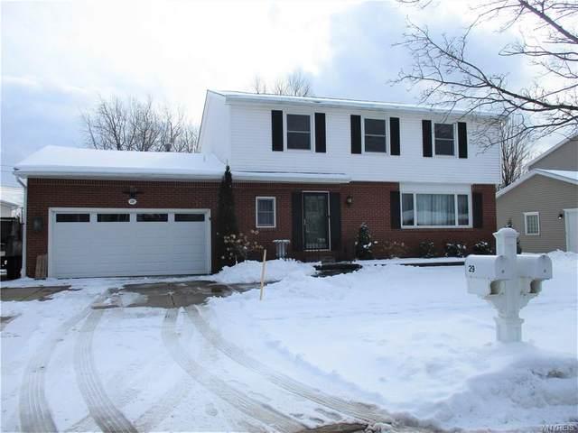 29 Barnett Drive, West Seneca, NY 14224 (MLS #B1250557) :: MyTown Realty