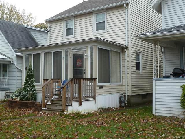 238 72nd Street, Niagara Falls, NY 14304 (MLS #B1250625) :: BridgeView Real Estate Services