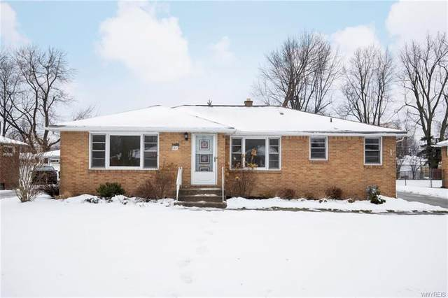 182 Siegfried Drive, Amherst, NY 14221 (MLS #B1250626) :: BridgeView Real Estate Services
