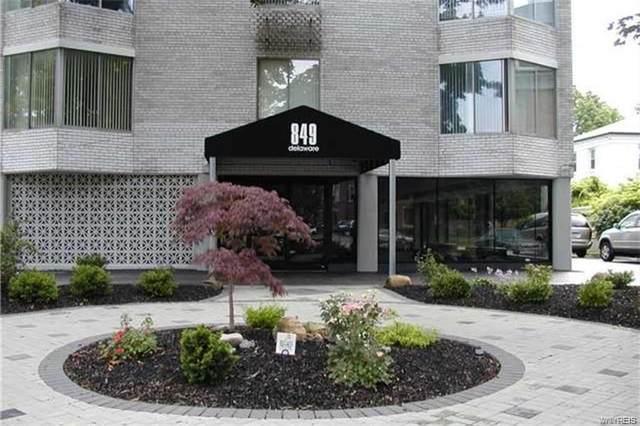 849 Delaware Avenue #602, Buffalo, NY 14209 (MLS #B1250689) :: The CJ Lore Team | RE/MAX Hometown Choice