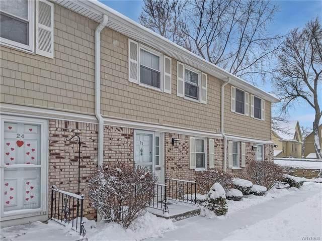 666 W Ferry Street, Buffalo, NY 14222 (MLS #B1250850) :: The CJ Lore Team | RE/MAX Hometown Choice