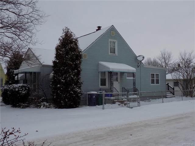 703 81st Street, Niagara Falls, NY 14304 (MLS #B1251010) :: BridgeView Real Estate Services