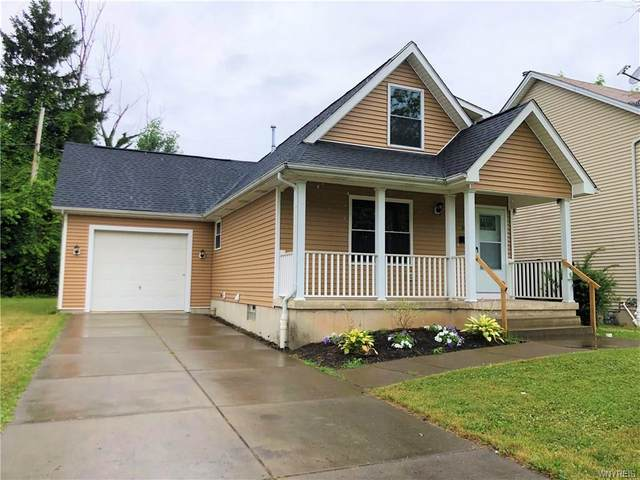 302 Purdy Street, Buffalo, NY 14208 (MLS #B1251083) :: BridgeView Real Estate Services