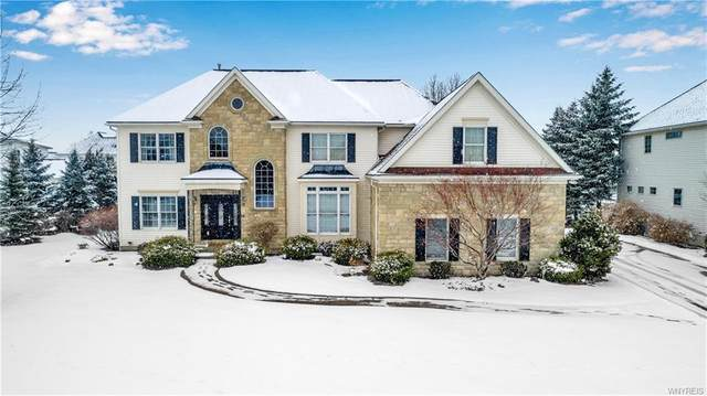 5332 Coyote Court, Clarence, NY 14221 (MLS #B1251090) :: Updegraff Group