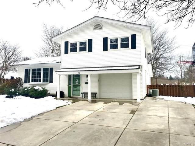 48 Brookwood Drive, Hamburg, NY 14075 (MLS #B1251177) :: BridgeView Real Estate Services