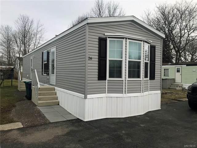 9414 Cayuga Drive, Lot #26, Niagara Falls, NY 14304 (MLS #B1251193) :: BridgeView Real Estate Services