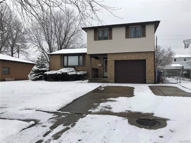 107 Cresthaven Drive, West Seneca, NY 14224 (MLS #B1251287) :: MyTown Realty