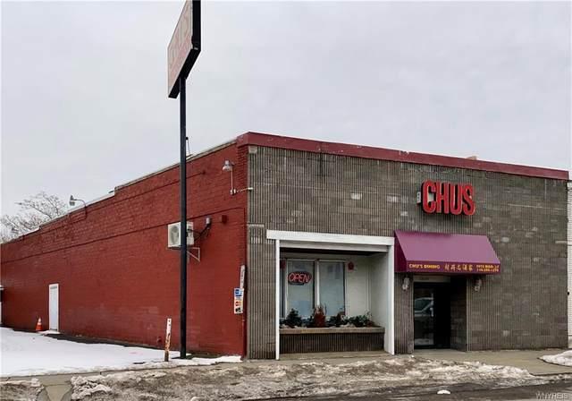 1019 Main Street, Niagara Falls, NY 14301 (MLS #B1251376) :: BridgeView Real Estate Services