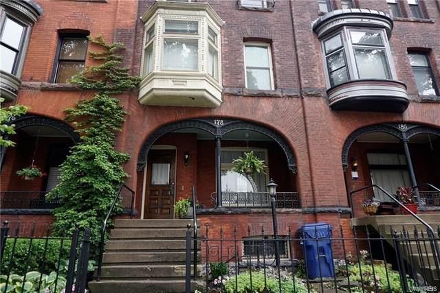 178 N Pearl Street, Buffalo, NY 14202 (MLS #B1251377) :: 716 Realty Group