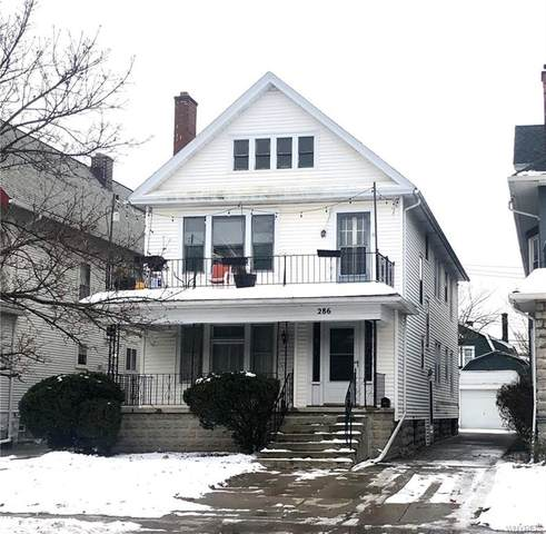 286 Bedford Avenue, Buffalo, NY 14216 (MLS #B1251389) :: BridgeView Real Estate Services