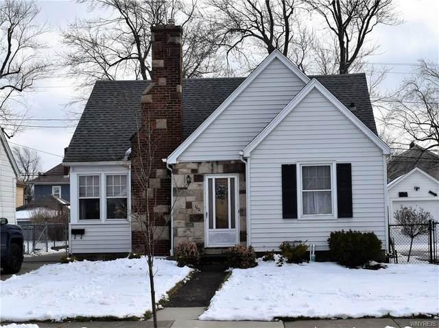 160 Hamilton Boulevard, Tonawanda-Town, NY 14217 (MLS #B1251452) :: BridgeView Real Estate Services