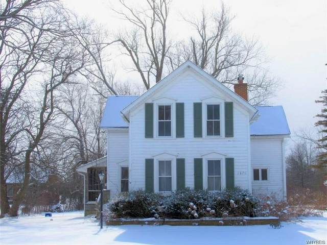 2870 Staley Road, Grand Island, NY 14072 (MLS #B1251469) :: BridgeView Real Estate Services