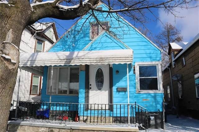 50 Moreland Street, Buffalo, NY 14206 (MLS #B1251555) :: 716 Realty Group