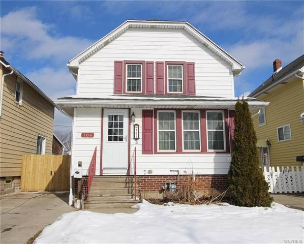 184 Dunlop Avenue, Tonawanda-Town, NY 14150 (MLS #B1251631) :: Robert PiazzaPalotto Sold Team