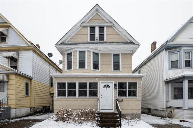 49 Glendale Place, Buffalo, NY 14208 (MLS #B1251671) :: The CJ Lore Team | RE/MAX Hometown Choice