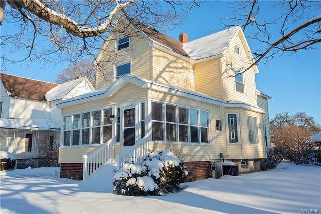 4 Genesee St, Attica, NY 14011 (MLS #B1251689) :: BridgeView Real Estate Services