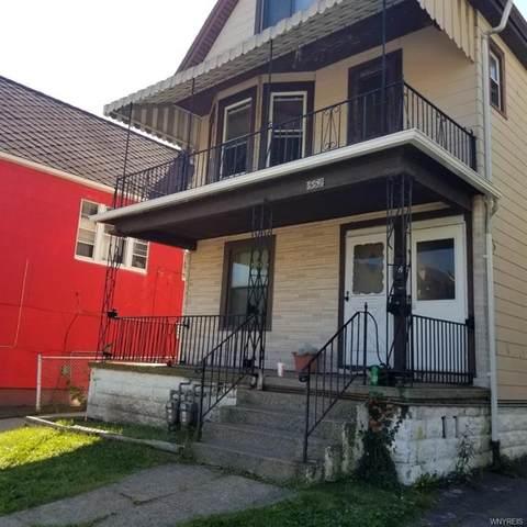 552 Tonawanda Street, Buffalo, NY 14207 (MLS #B1251701) :: The CJ Lore Team | RE/MAX Hometown Choice