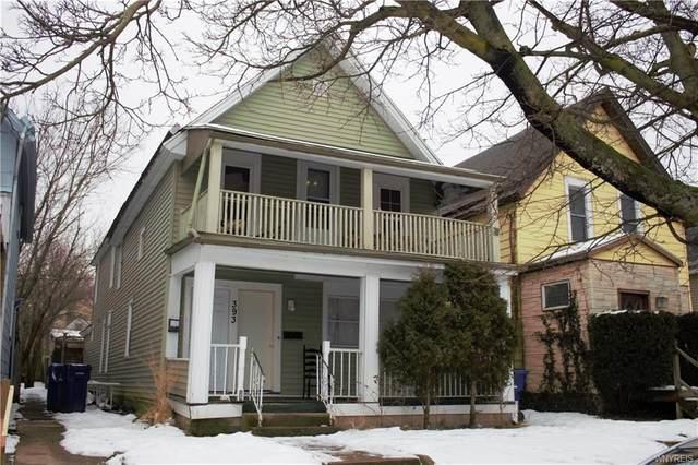 393 Herkimer Street, Buffalo, NY 14213 (MLS #B1251711) :: MyTown Realty