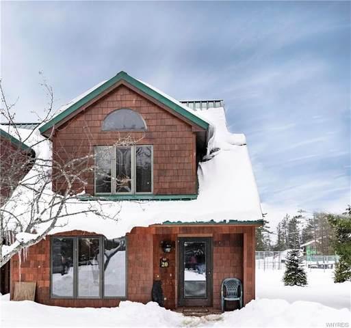 20 Rocky Point Circle, Inlet, NY 13360 (MLS #B1251760) :: MyTown Realty