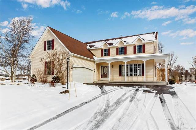 4395 Homestead Lane, Clarence, NY 14031 (MLS #B1251808) :: 716 Realty Group