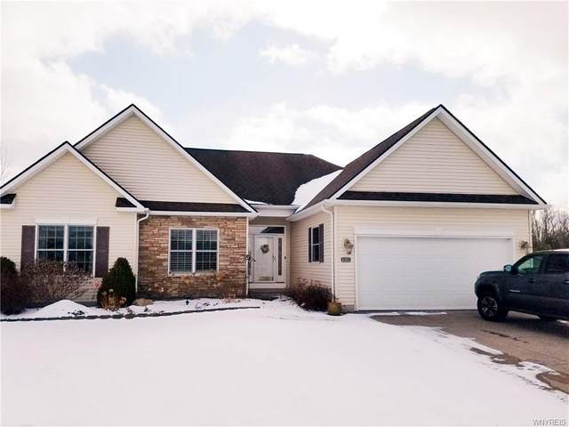 6363 Vintage Court, Lockport-Town, NY 14094 (MLS #B1251829) :: 716 Realty Group